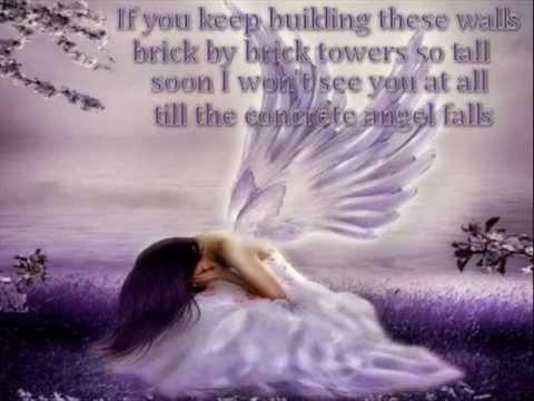 Gareth Emery - Concrete Angel (With Lyrics)
