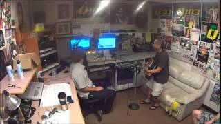 Curt Yagi Radio Interview on Q103 Maui