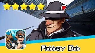 Robbery Bob™  High Rise 3-4 Walkthrough Stylish Suit Recommend index five stars
