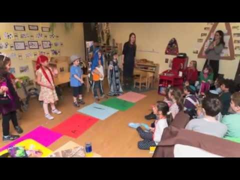Hebrew School Video