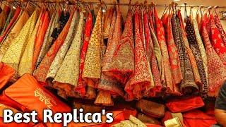 Designer Lehenga in Chandni Chowk Delhi (Sabhyasachi ,Manish Malhotra Replicas) | Aman khurana vlogs