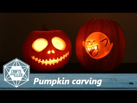 Pumpkin Carving Tips & Tricks