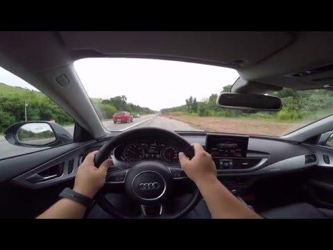 Avaliação Audi A7 Ambition 3.0 TFSI