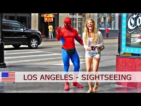 Los Angeles - L.A. - Sightseeing