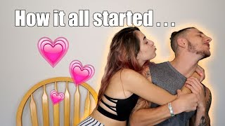 HOW WE MET ... (and started dating)
