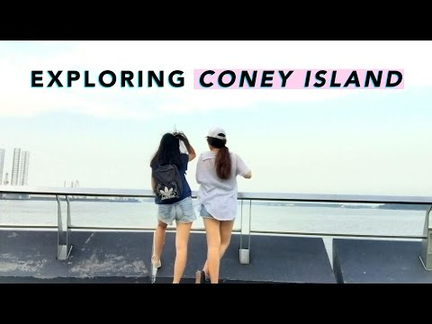 Coney Island Singapore, Sun Set, Nature | A Day in My Life