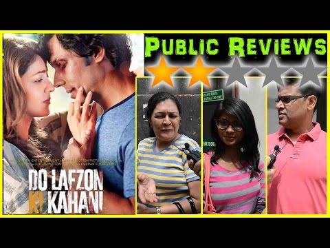 Do lafzon ki kahani full movie | First day...