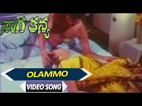 Olammo Video Song    Naga Kanya Telugu Movie    Suresh, Nirosha