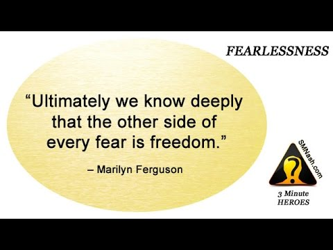 3 Minute Heroes (10) - Fearlessness
