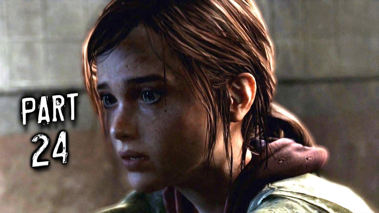 The Last Of Us Remastered Gameplay Walkthrough Part Prisoner - The last of us lake resort map