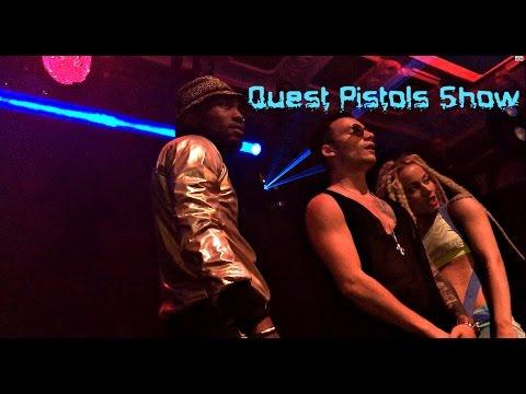 Концерт Quest pistols show | Tallinn 2016