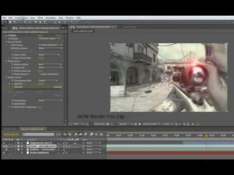 How To Sync Optical Flares With Music