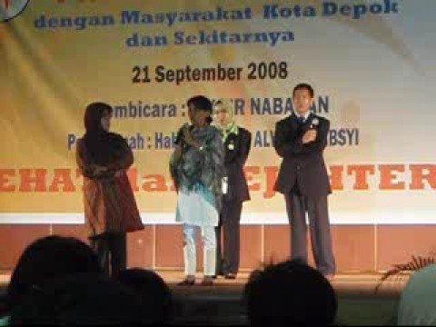 Melia Propolis Vs Kanker Payudara [Depok, 21 September 2008]