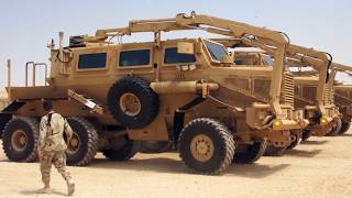 INCREDIBLE Vehicles Of The US Army