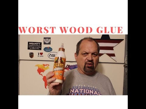 DO NOT BUY wood glue before you watch this episode