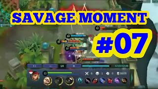 Baixar MOBILE LEGENDS SAVAGE MOMENT #07