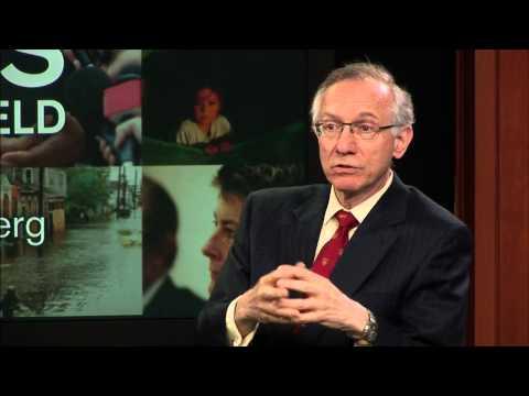 Harvey Fineberg, President of the Institute of Medicine   Voices in Leadership