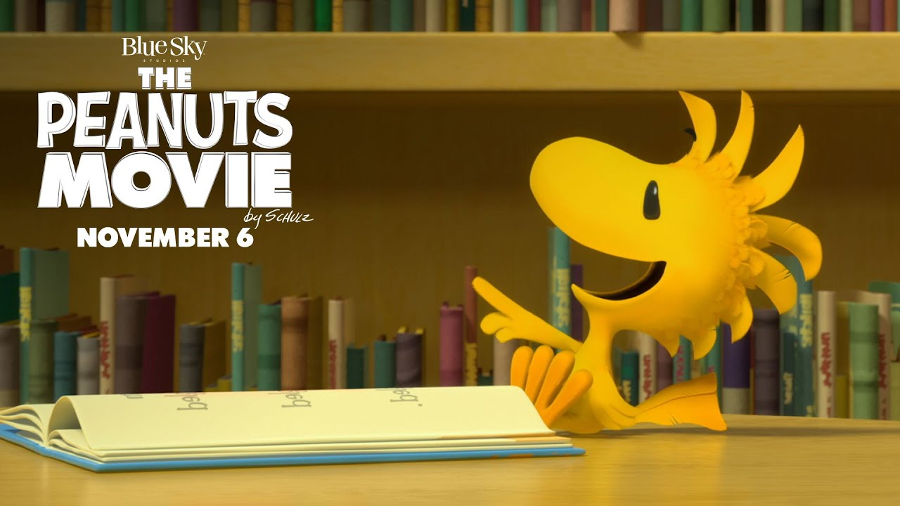 A Visit To Blue Sky Studios For The Peanuts Movie: True To The Art [HD]
