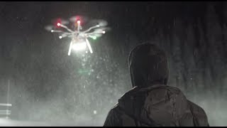 1/4 MILLION Lumen Drone LED Light - RCTESTFLIGHT -