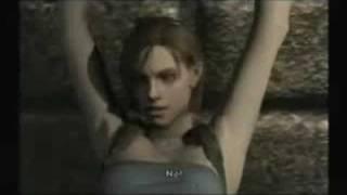 Jill Valentine Vs Zombies