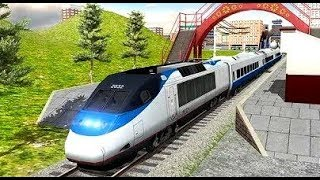 Video game – Train Sim. Новая игра на андроид! Прохождение