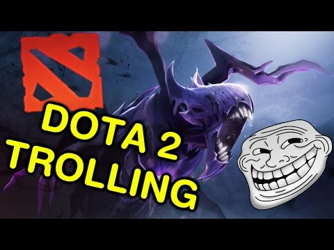 YOUR VOICE GIVES ME AIDS (Dota 2 Trolling)