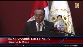 Tema: Dr. Luis Fernando Arias Galicia es condecorado como Profesor Honorario