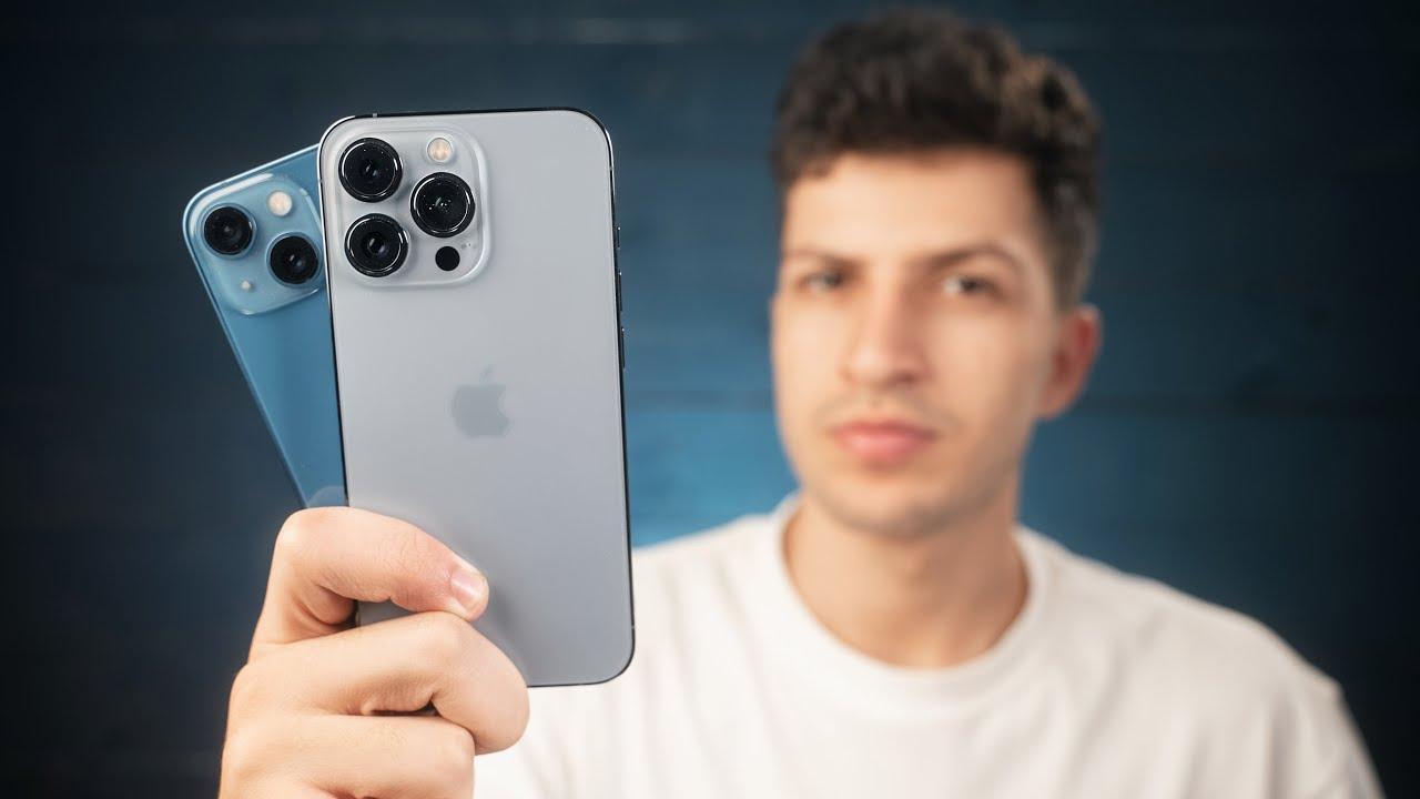 مالذي تغير في ايفون 13 الجديد iPhone 13 & iPhone 13 Pro