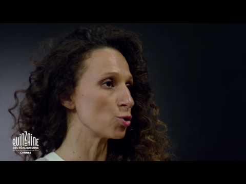 L'interview Quinzaine d' Houda Benyamina (Divines)