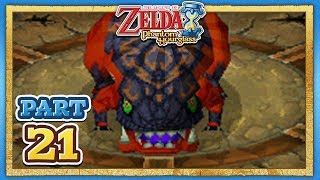 The Legend of Zelda: Phantom Hourglass - 21 - Goron Temple!