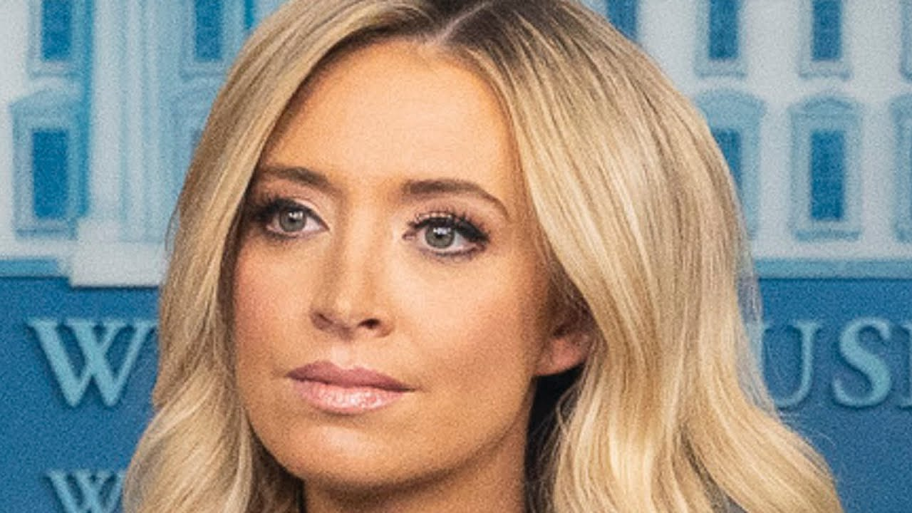 Kayleigh McEnany's Complete Press Briefing