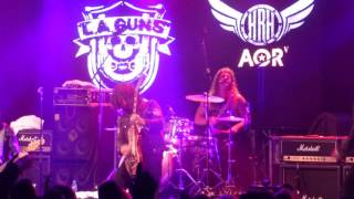L A Guns Sex Action Hard Rock Hell AOR V March 2017