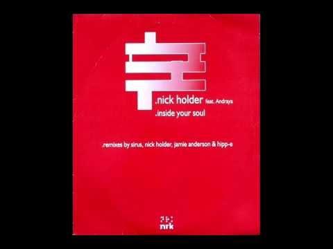 NICK HOLDER-Inside your soul (NICK HOLDERS FILTERED JAZZ MIX)