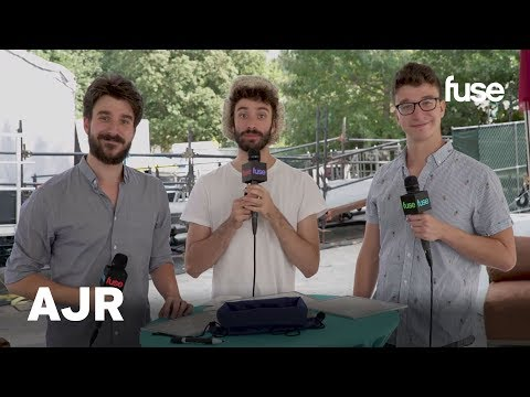How Well Do AJR Know Each Other? | Music Midtown 2017 | Fuse