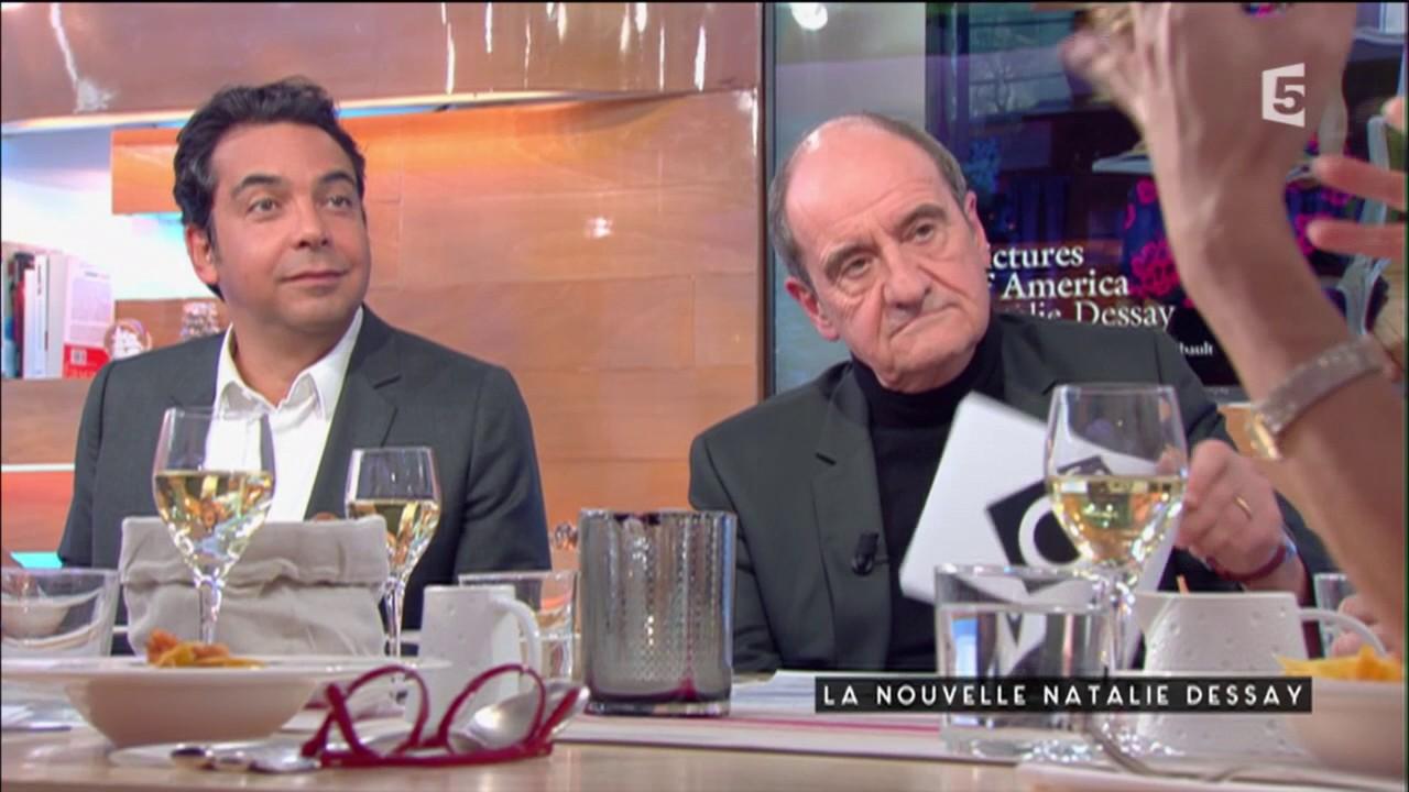 La nouvelle Natalie Dessay - C à vous - 06/12/2016