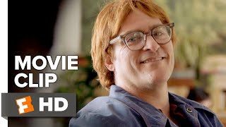 Don't Worry, He Won't Get Far on Foot Movie Clip - Your Own Panel (2018)   Movieclips Coming Soon