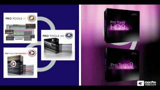 Pro Tools 101: Core Pro Tools 9 - 2 A Word from Our Sponsor