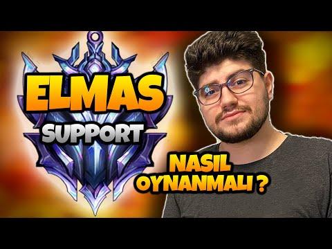 ELMAS SUPPORT NASIL OYNANMALI ??? | Apophis
