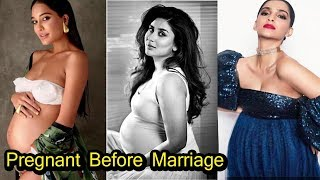 Gambar cover 9 Bollywood Actress Who Got Pregnant Before Marriage | 2018