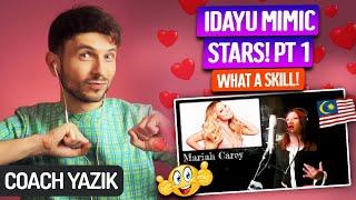 Download YAZIK reacts to IDAYU Mimic Stars pt 1