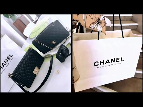 CHANEL BUYING EXPERIENCE IN PARIS