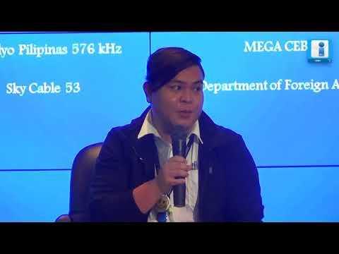 Kapihan sa PIA on the Updates from DFA