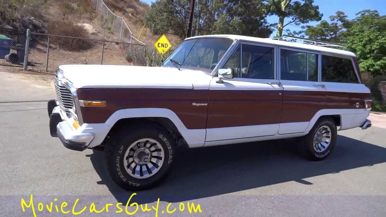 Jeep movie cars tv show movies car grand wagoneer film for Movie photos for sale