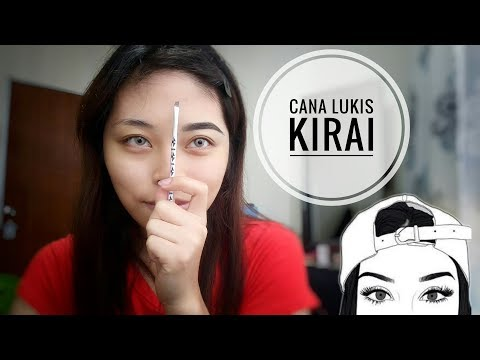 Eyebrow tutorial (in Brunei language)