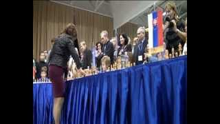 EU vs JUDIT POLGAR - POLGAR CHESS FESTIVAL 2012