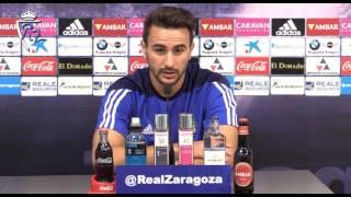 Juan Muñoz en rueda de prensa - 6/10/2016