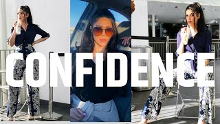 How to be confident! better your LIFE/ 5 rules ☝️💯