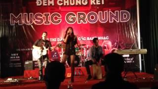 Quái Vật Không Tên (Phạm Toàn Thắng) - Tempo Band live Chung kết Music Ground.