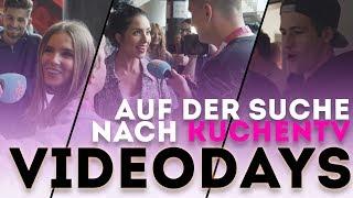 Auf der Suche nach KuchenTV | VIDEODAYS 2017