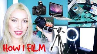 ✦ Оборудование Видеоблогера ✦ Цена вопроса ✦(, 2016-02-05T12:02:12.000Z)